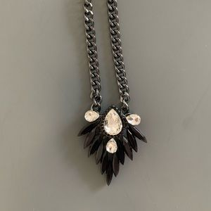 """11"""" Chain and Gemstone Necklace"""